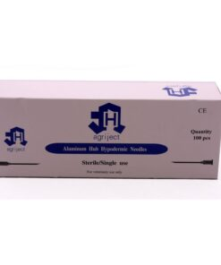 Agriject Needle Disposable Ali Hub - 16gx3/4""
