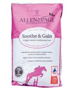 Allen & Page Soothe and Gain - Image