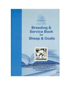 Breeding Record Book For Sheep - Image