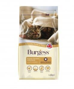 Burgess Adult Cat Chicken & Duck - Image