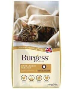Burgess Adult Cat Dry Food - Image
