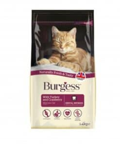 Burgess Mature Dry Cat Food - Image