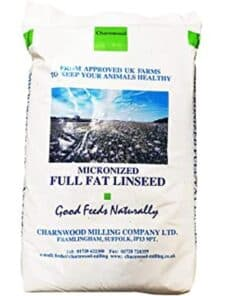 Charnwood Milling Linshine Micronised Cooked Linseed Meal - Image