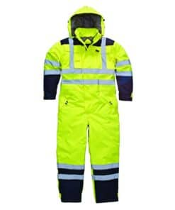 Dickies Hi-vis Waterproof Coverall - Image