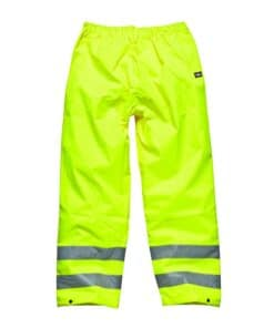 Dickies Hiviz W/proof Trouser - Image