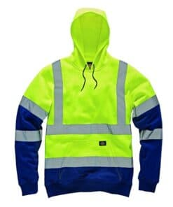 Dickies Two Tone Hiviz Hoodies - Image