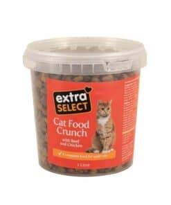 Extra Select Cat Crunch Meat Mix - Image