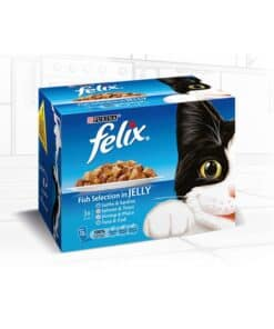 Felix Pouch Multipack Fish Select - Image