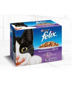 Felix Pouch Multipacks Mixed Selection Jelly - Image