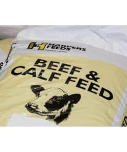Harpers 16% Beef Molassed Mix - Image