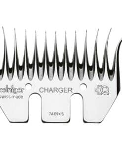 Heiniger Charger Comb - LEFT HAND