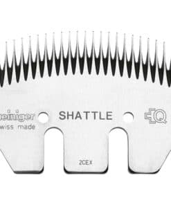 Heiniger Shattle Comb - Image