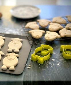 Herdy Cookie Cutter Set - Image