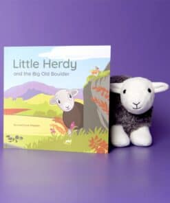 Herdy Little Herdy Book - Image