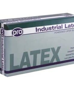 Industrial Latex Powdered Gloves - Image