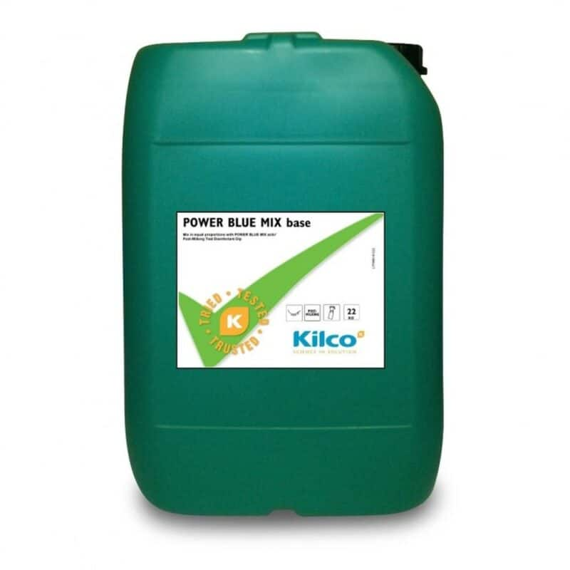 Kilco Power Blue Mix Base - Image