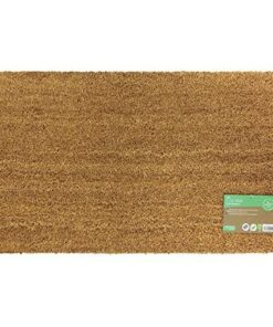 Manor Plain Latex Coir Door Mat - Image