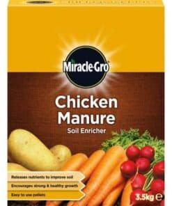 Miracle Gro M/gro Chicken Manure - Image