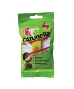NAF Off Citronella Wristbands - Image
