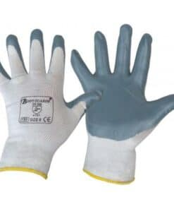 Nitrile Palm Ld Gloves - Image