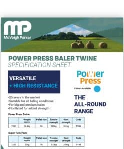 Power Press Square Bale Cord - Image