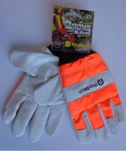 Promech Chainsaw Protective Gloves - Image