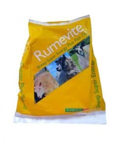 Rumevite Sheep Super Energy Plus Fish Oil Block - Image