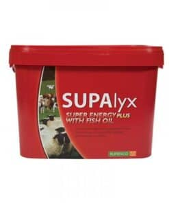 Supalyx Super Energy Plus With Fish Oil Bucket - Image