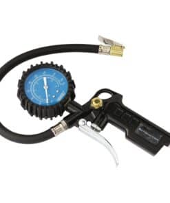 Tyre Inflator And Dial Gauge
