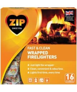 Zip Wrapped Firelighters - Image
