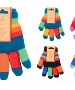 Childs magic gloves with double lining - Image