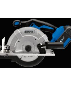 Draper D20 20V Brushless Circular Saw Set - Image