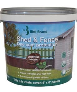 Bird Brand Shed & fence One Coat Protect - Image