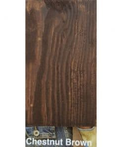 Bird Brand Shed & fence One Coat Protect - CHESTNUT BROWN