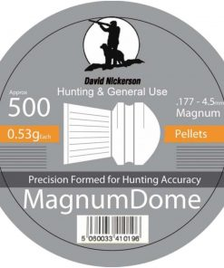 Magnum dome pellets by David Nickerson - Image