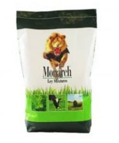 Monarch Intensive Grazing Grass Seed - Image