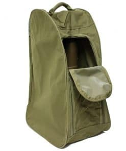Muddy boot bag welly boot - Image