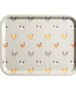 Sophie Allport Lay a Little Egg Printed Tray - Image