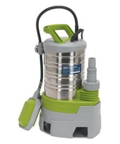 225L/min Automatic Stainless Submersible Dirty Water Pump - Image