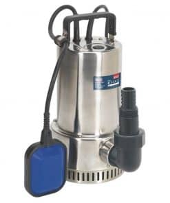 250L/min Automatic Stainless Submersible Clean Water Pump - Image