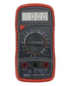 8-Function Digital Multimeter with Thermocouple - Image