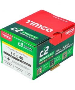 C2 Screw Pz2 Csk Zyb (Pack of 200) - Image