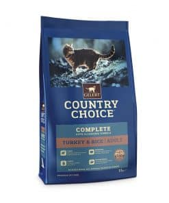 Cambrian Country Choice Cat Turkey & Rice 1.5kg - Image