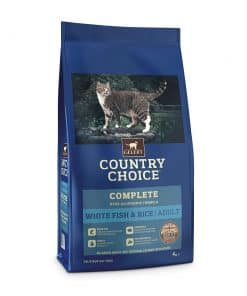Cambrian Country Choice Cat White Fish & Rice 4kg - Image