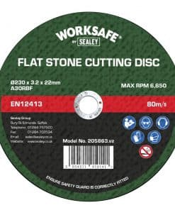Cutting Disc 230 x 3.2mm 22mm Bore - Image