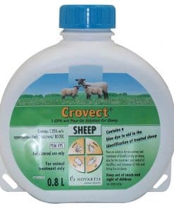Elanco Crovect Pour On For Sheep - Image