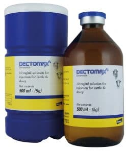 Elanco Dectomax Injection Solution For Cattle And Sheep - Image