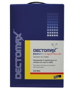 Elanco Dectomax Pour On For Cattle - Image
