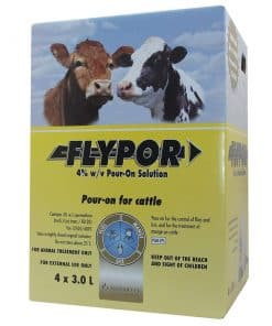 Elanco Flypor Pour on for Cattle - Image