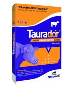 Norbrook Taurador Pour-on Cattle - Image